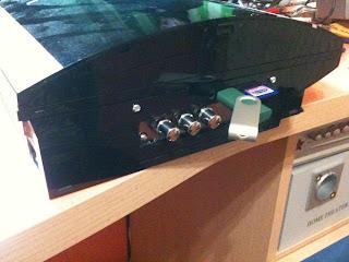 Mi equipo de sonido hecho por mi.