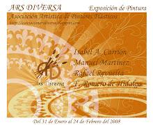 III EXPOSICIÓN con ARS DIVERSA: