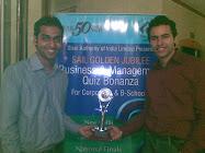 SAIL Business & Management Quiz 2009