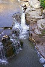 Beebe Lake Falls