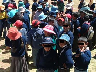 Niñez en Bolivia