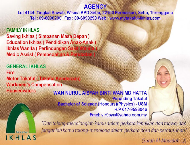 TAKAFUL IKHLAS SDN. BHD