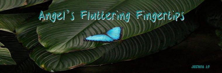 Angel's Fluttering Fingertips