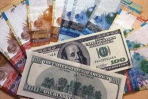 Курс валют доллар тенге
