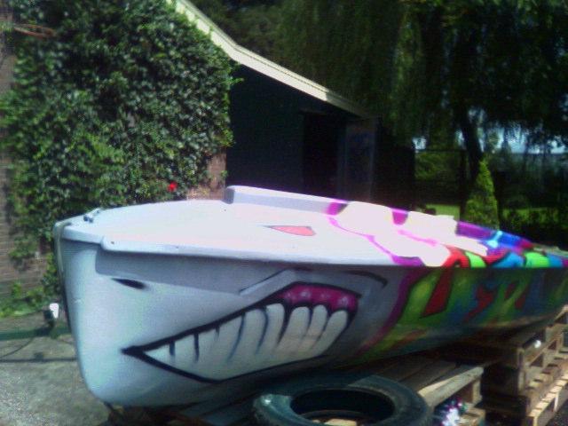 Extreem harde decoratie welkom op het ehd blog for Decoratie zeilboot