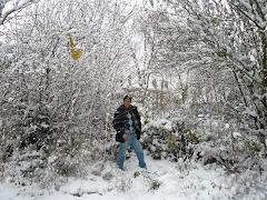 Finally. SNOW !!!!!