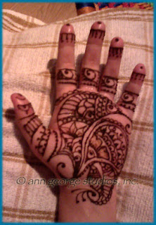 henna pattern quick palm henna pattern