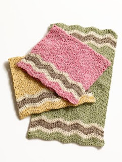 MoCrochet: Alwine's Dishcloth - blogspot.com