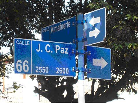 Las Calles Hablan Jos Clemente Paz Jos C Paz