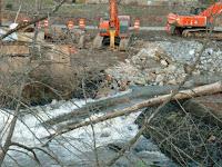 Dillsboro Dam Removal by Robert Sullivan