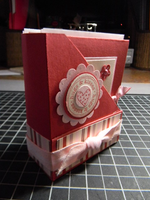 Kards By Kadie Template For Mini Magazine Holder Interesting Magazine Holder Template