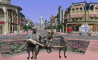 Disneyland Park Hopping
