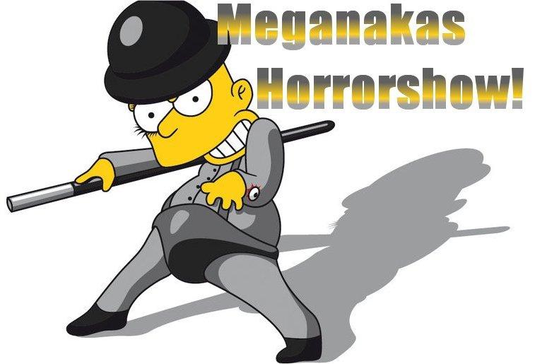 MEGANAKAS HORRORSHOW