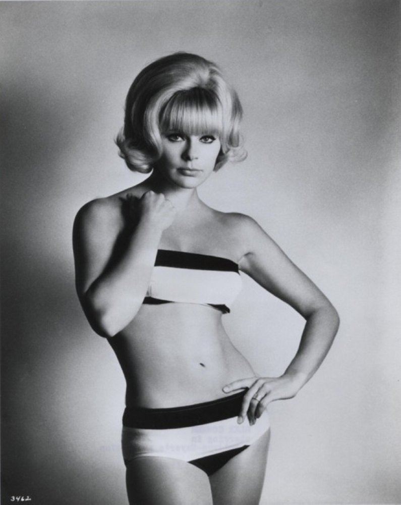 Bathing Beauties: Elke Sommer