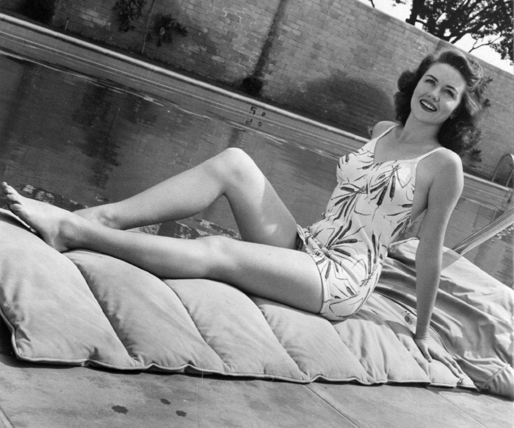 Dorothy Malone - blog