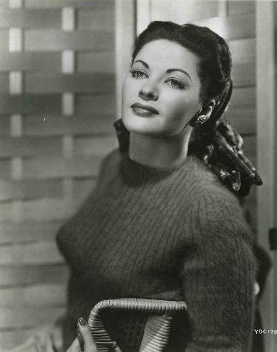 yvonne de carlo youtube