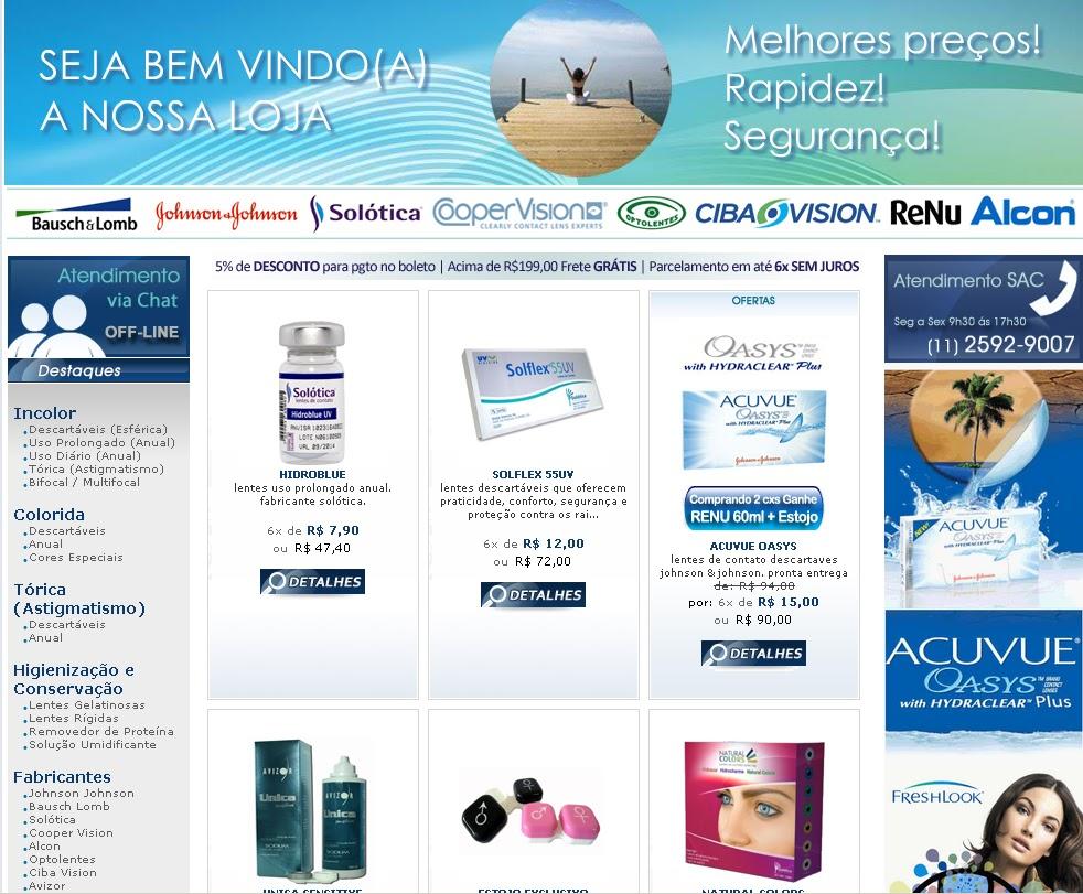 New Lentes - Empresa Parceira 4c6a73b8d3
