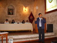 I Congreso Iberoamericano: la Lectura y la Escritura  Arequipa 2008