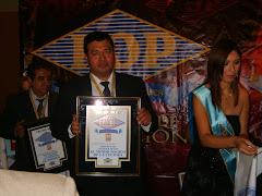 Encuestadora Peruana de Opinón Pública, Premio Gran Líder 2007