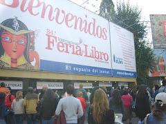 Qué manera de ir a la Feria Internacional del Libro, Buenos Aires 2008