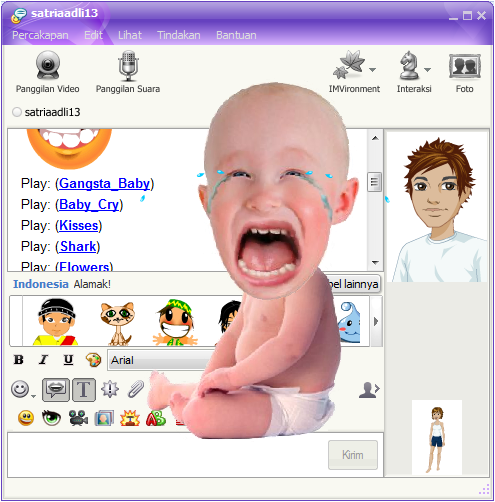 Download Sweetim For Yahoo Messenger