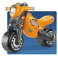 Carreira de Moto-plásticas