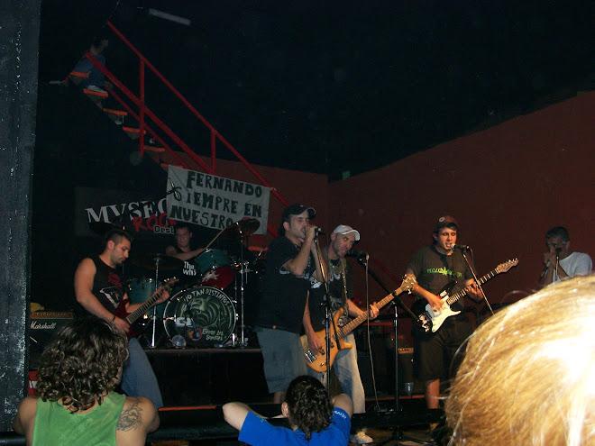 En el Mvseo Rock Oeste, una fiesta!!!