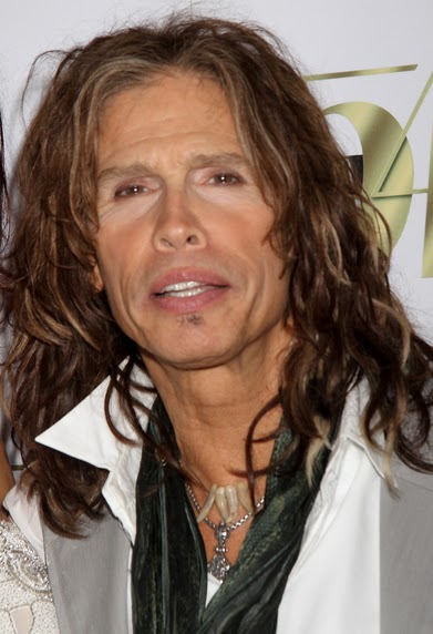 steven tyler ex wife. hair Steven Tyler was more