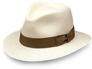 sombrero panamá- artículos latinos.