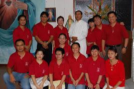 Komiti Pendoa 24 jam St. Peter's Church Kunak.