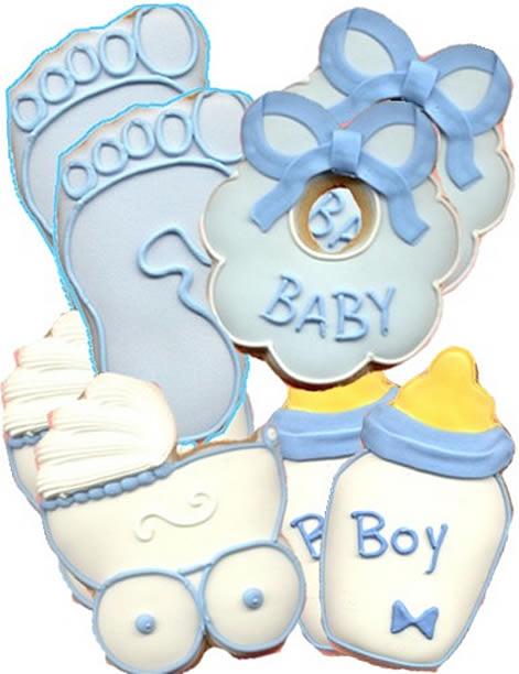 Idea Para Baby Shower De Nino