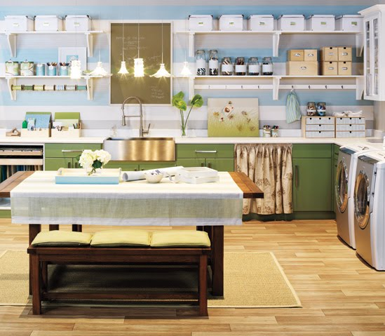 The designophile pretty kitchens and pasta sauce for Ultimate kitchens