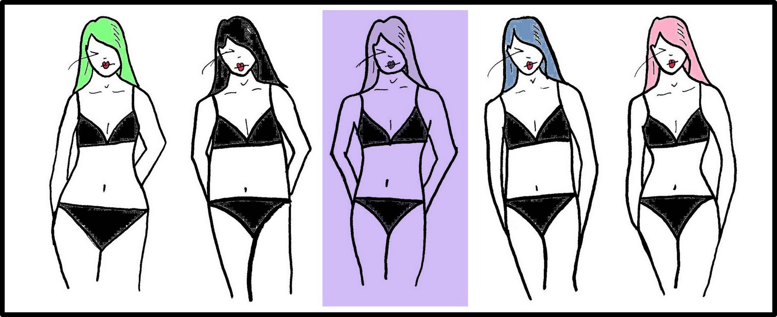 Wedding Dress Styles For Body Types 14 Unique The Five Major Body