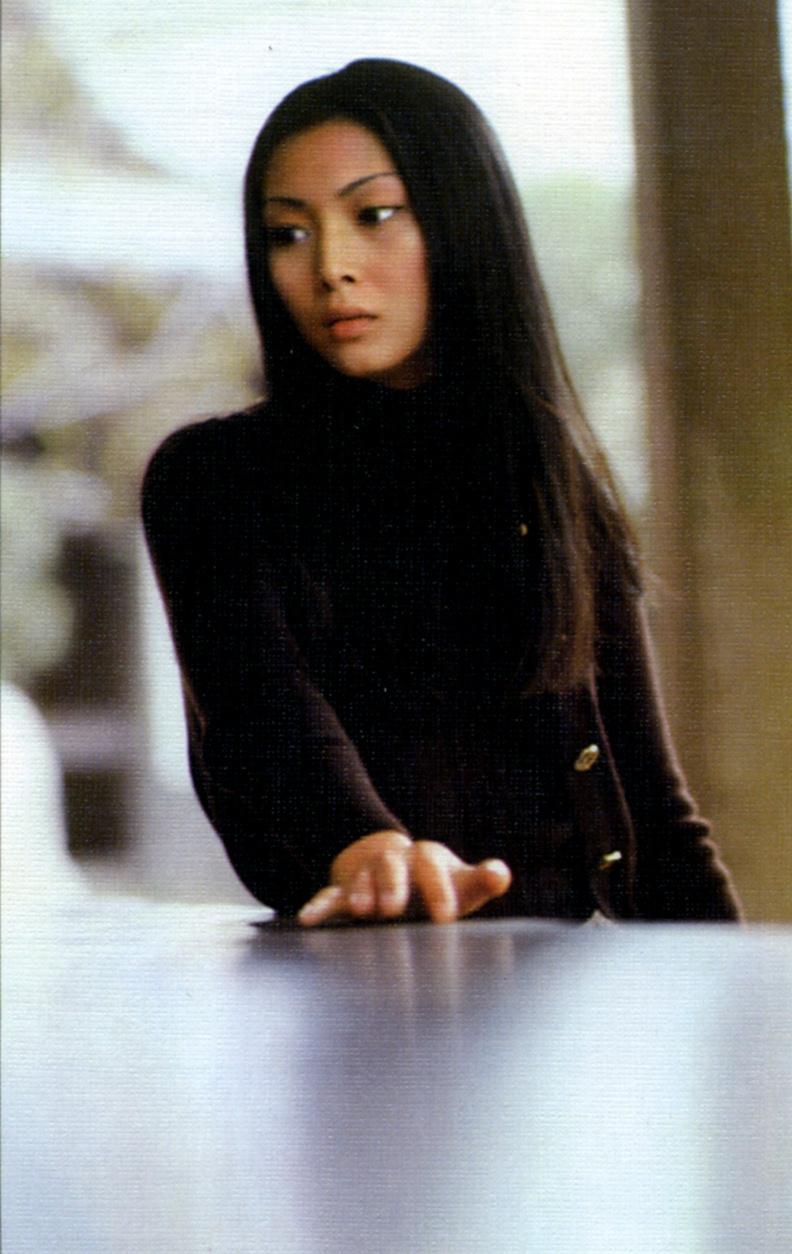 Somebody Stole My Thunder: Some Pictures of Meiko Kaji