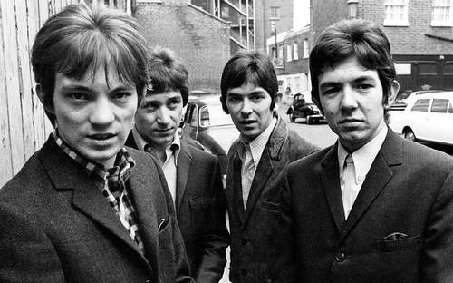 British Bands of the 60s http://blog.splintr.com/2012/04/twelve-more-artists-inducted-into-the-rock-and-roll-hall-of-fame%E2%80%AD/