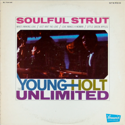 Barbara Acklin Young Holt Unlimited Love Makes A Woman Soulful Strut