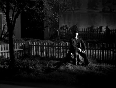 """the night of the hunter chilling Toward the end of the night of the hunter, they are uttered by harry  if they  noticed the film at all: """"often too busy being arty to be scary,""""."""