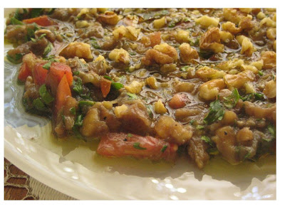 Syrian foodie in london mutabal and baba ghanoush which is which gastrogeek a fellow food blogger published a recipe of bengali moussaka a small discussion followed her post confirmed a long standing theory i have that forumfinder Choice Image