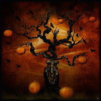 Halloween Tree Animated Wallpaper