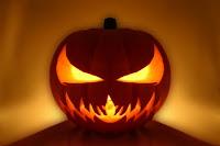 Scary Pumpkin Wallpaper