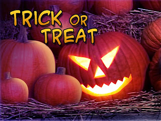 Download Trick Or Treat Wallpaper