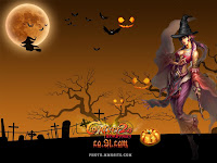 Free Download Halloween Desktop Wallpaper