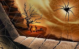Halloween Spider Wallpapers