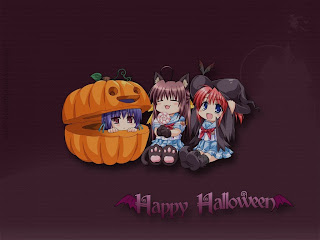 Cute Halloween Wallpapers
