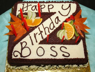 Boss Birthday Cards
