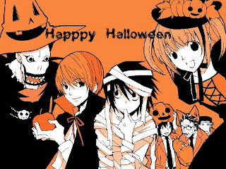 Anime Halloween Collection
