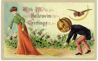 vintage wallpapers for halloween