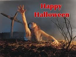 evil halloween pictures