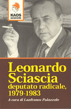 Leonardo Sciascia deputato radicale, 1979-1983