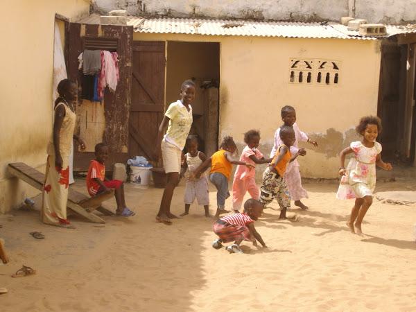 Rencontre africaine senegal
